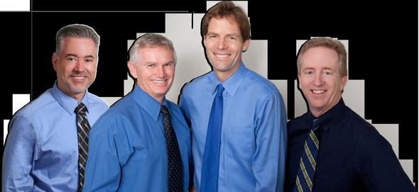 Dr. Greg Dean, Dr. Beau Toy, Dr. Ritchie Stevens